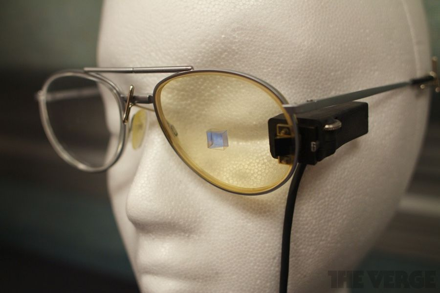 Image result for Eye-wearable device Google Glass Reborn for the work place