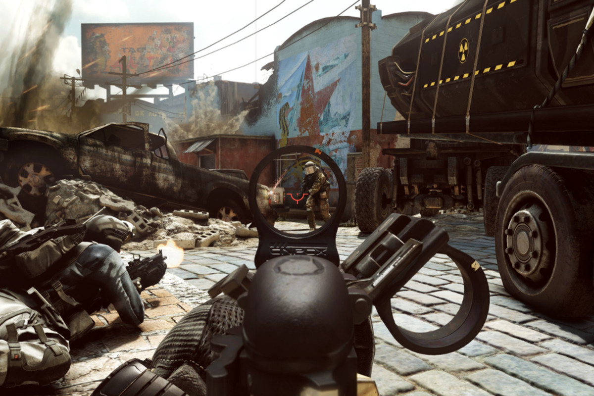 Call Of Duty Ghosts Free Ps3 Ps4 Multiplayer Demo Available This