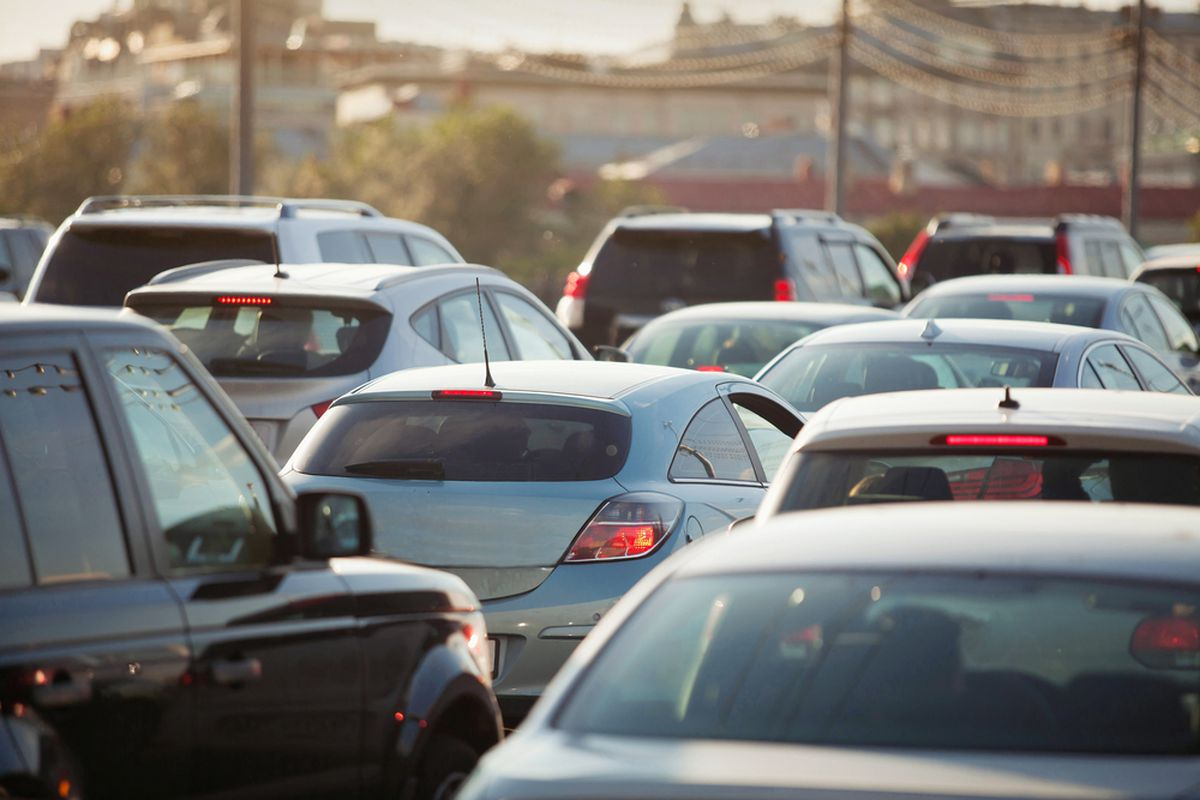 traffic (SHUTTERSTOCK)