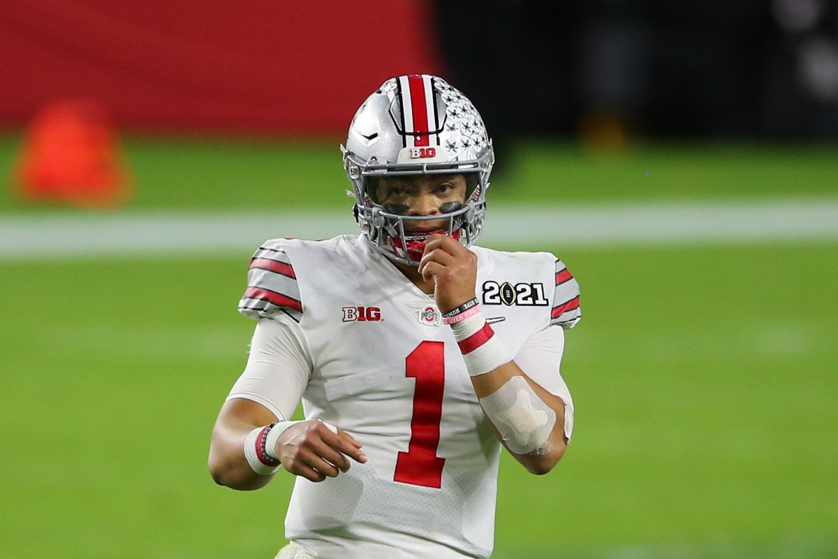 Bears 2021 Draft: Justin Fields thinks he's a perfect fit for Chicago -  Windy City Gridiron