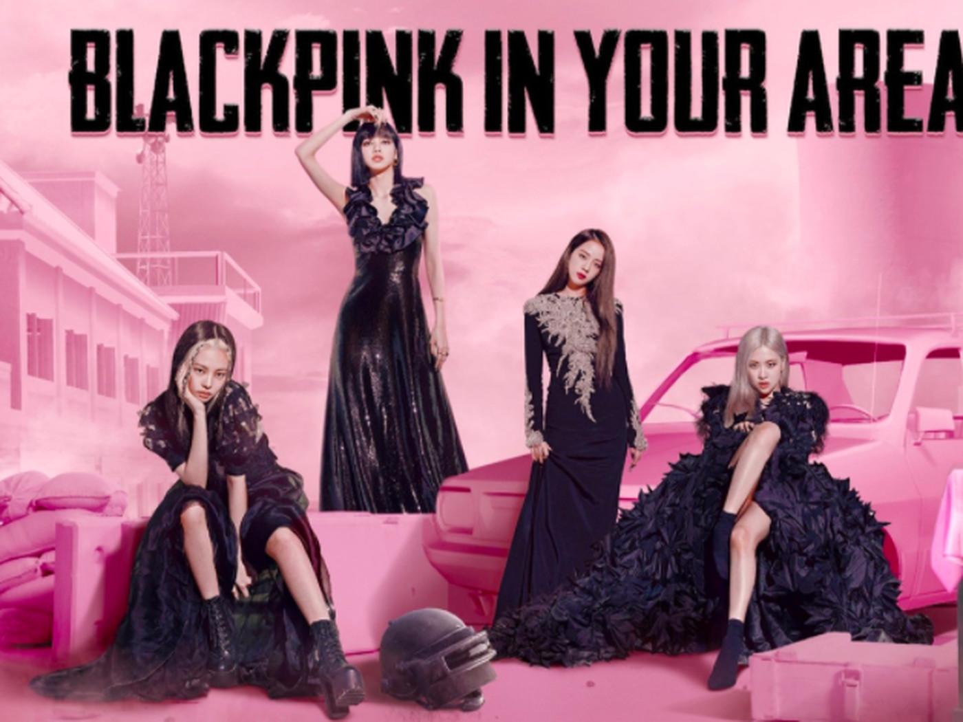 Pubg Mobile Floods Its Game With K Pop Band Blackpink The Verge