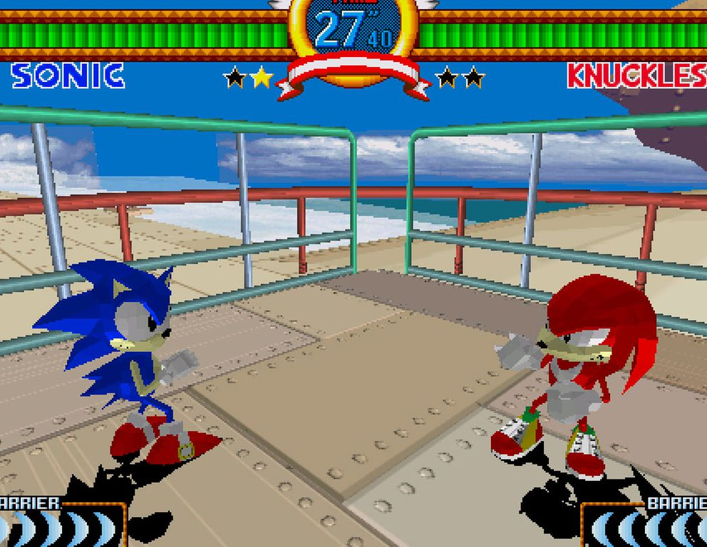Sega S Virtua Fighter 2 Fighting Vipers And Sonic The Fighters Rated For Xbox 360 Polygon