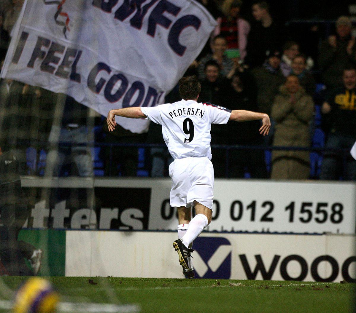 Soccer - FA Barclays Premiership - Bolton Wanderers v Charlton Athletic - The Reebok Stadium