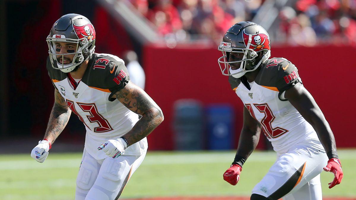 NFL: NOV 10 Cardinals at Buccaneers
