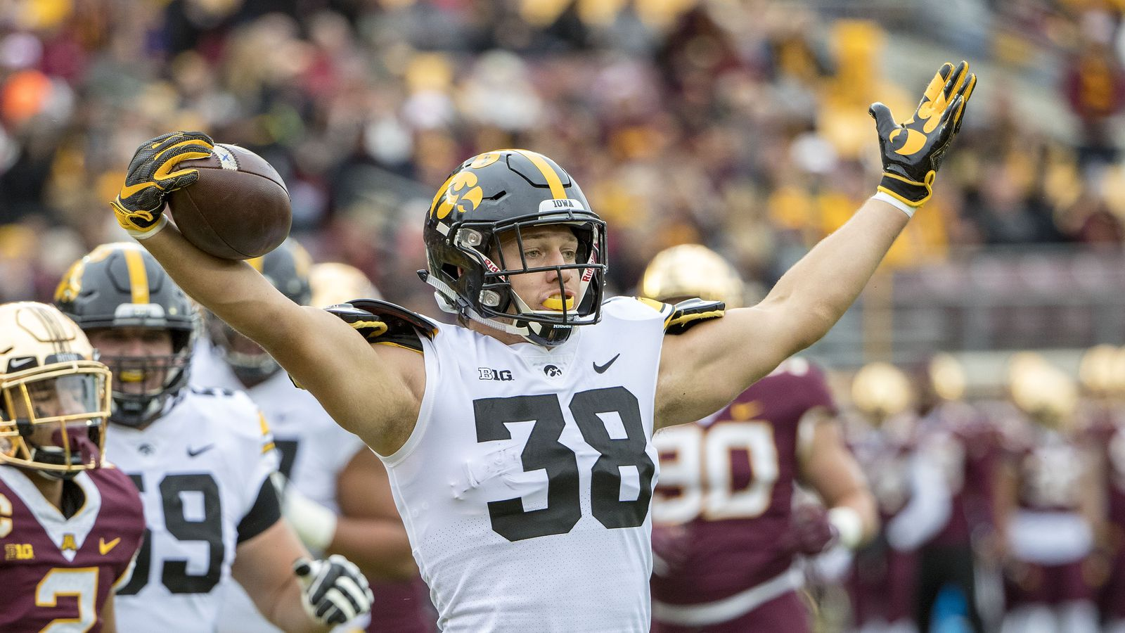 2019 NFL Draft: T.J. Hockenson fits every team's scheme at tight end