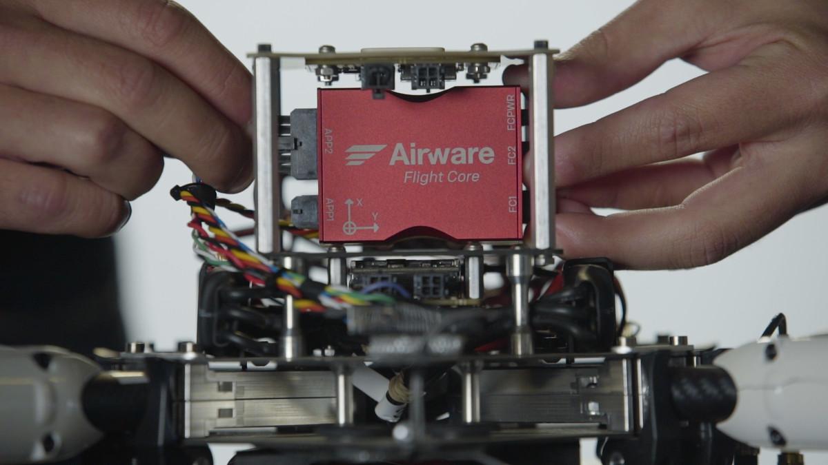Airware flight core