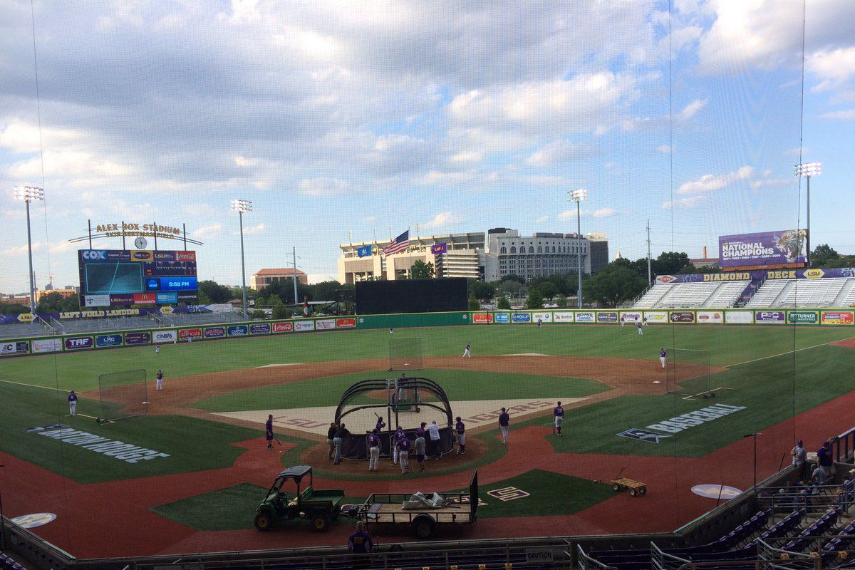 LSU rally leads to 4-3 win over Bulldogs