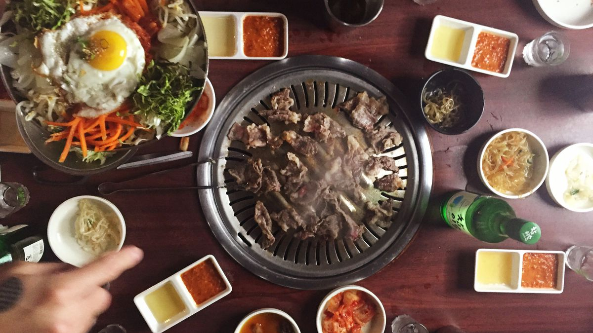 The Bay Area S Korean Barbecue Ranked Eater Sf