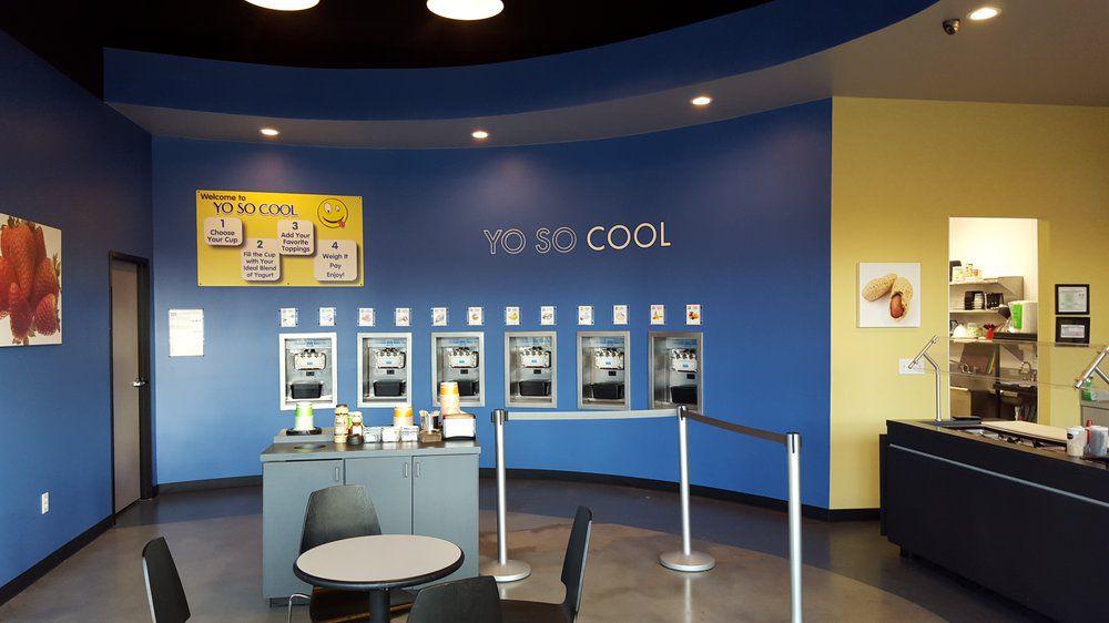 "Yo So Cool. [Photo: <a href=""https://www.yelp.com/biz_photos/yo-so-cool-expresso-and-frozen-yogurt-bar-austin?select=SJbX383f6rxeMp3PqPfXxw"">Joe C./Yelp</a>]"