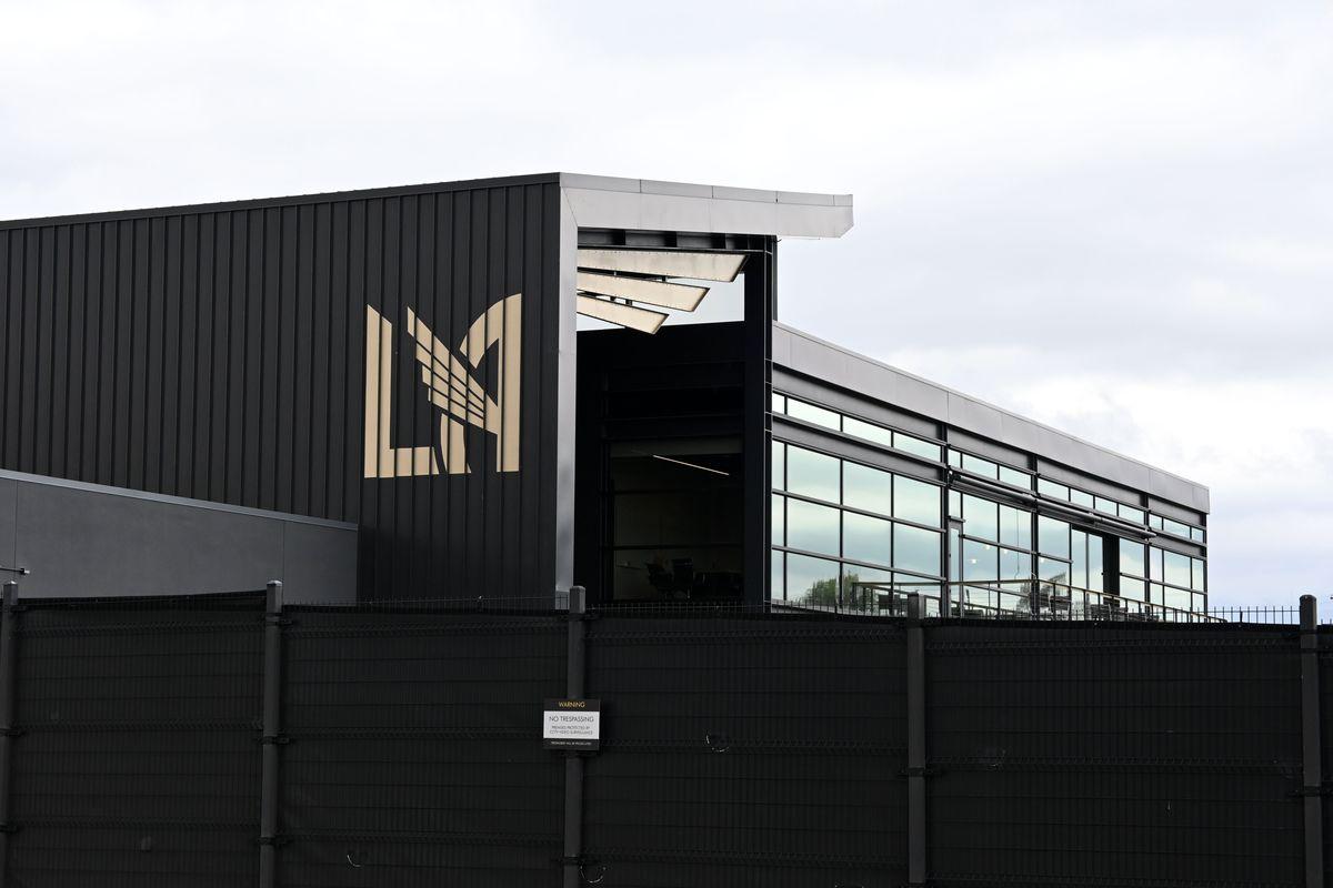 MLS: Los Angeles FC Performance Center Views