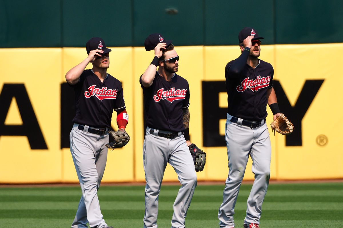 Hats off to the Tribe offense for scoring fifteen runs and