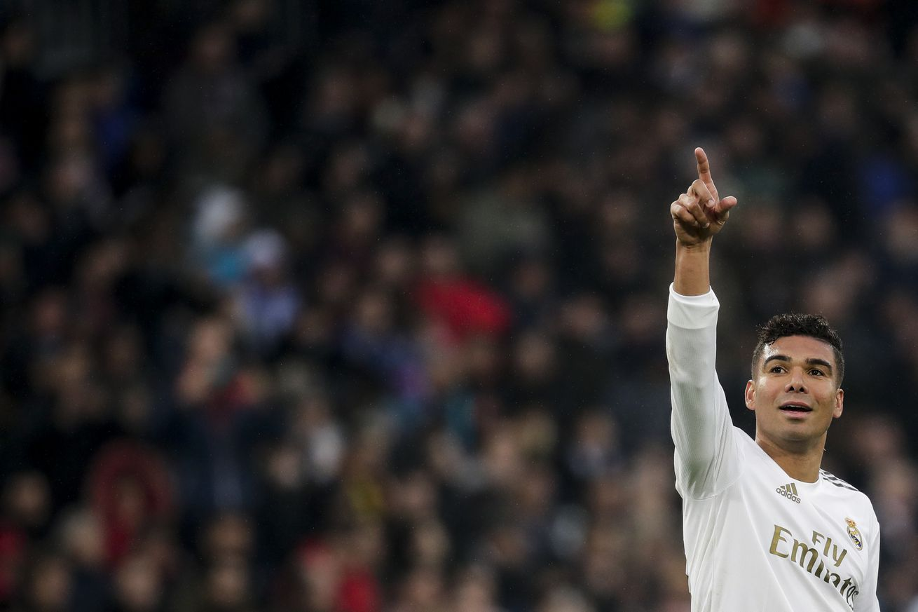 And The Beat Goes On: Real Madrid Smacks Sevilla