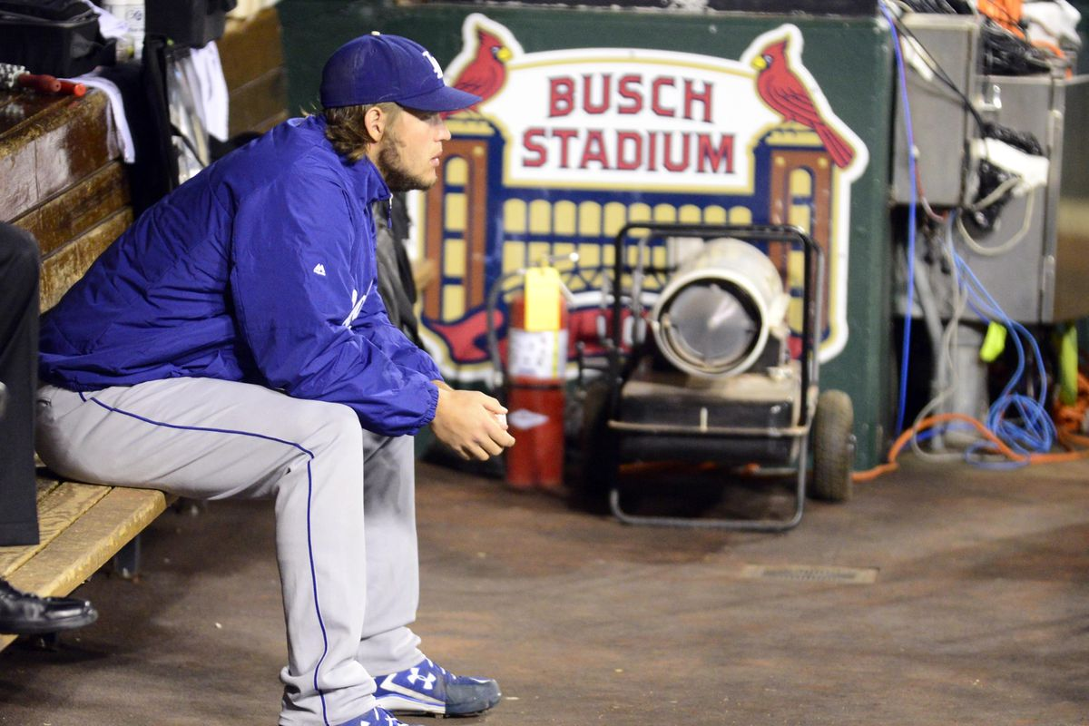 Clayton Kershaw  calculates how many times he could buy and sell Tim Lincecum