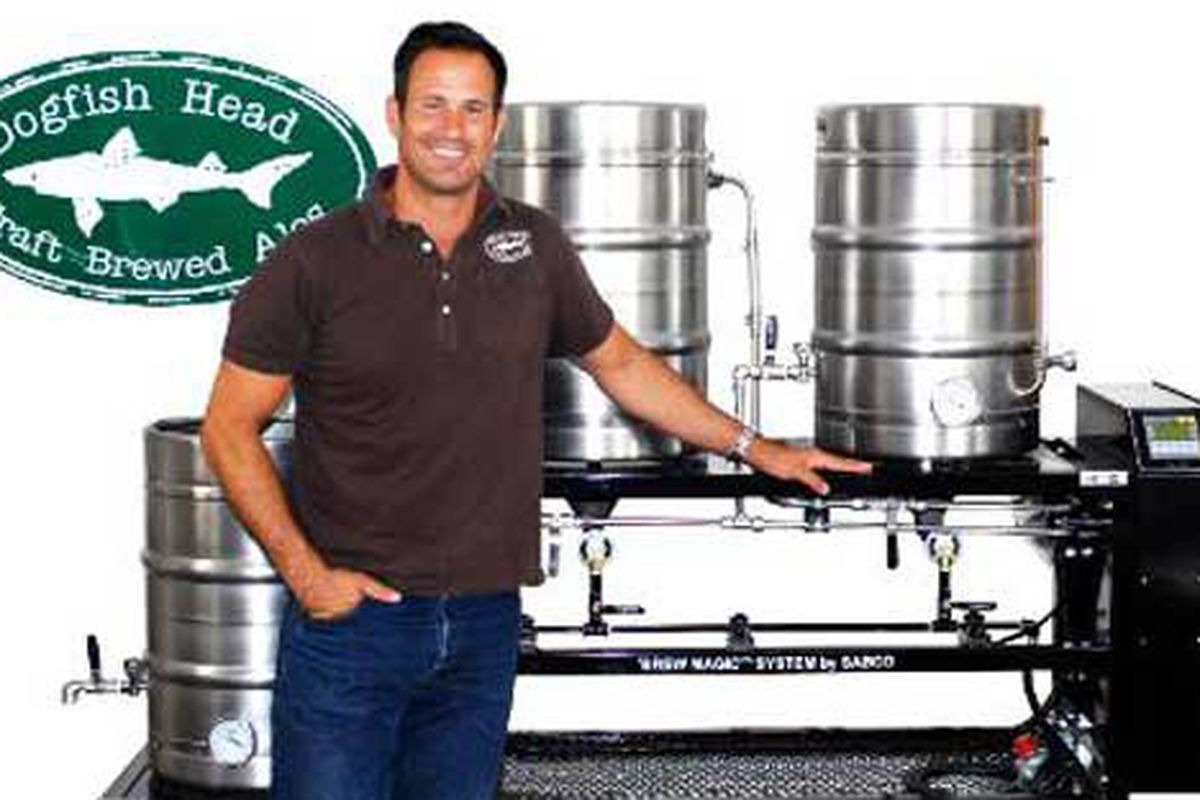 Dogfish Head's Sam Calagione pairs beer and movies