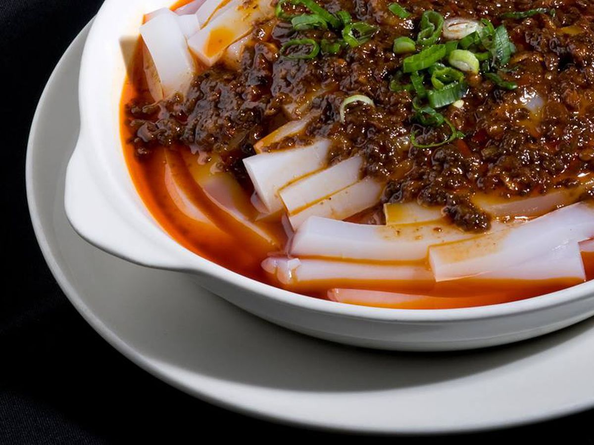 Stupendous Five Szechuan Restaurants To Satiate Spice Cravings Eater Interior Design Ideas Oteneahmetsinanyavuzinfo
