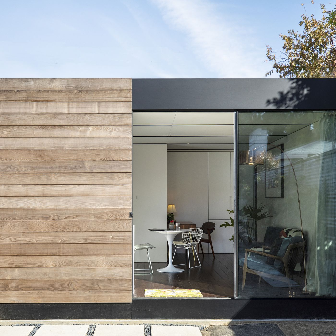 Algorithms Designed This Backyard Mother In Law Unit Curbed