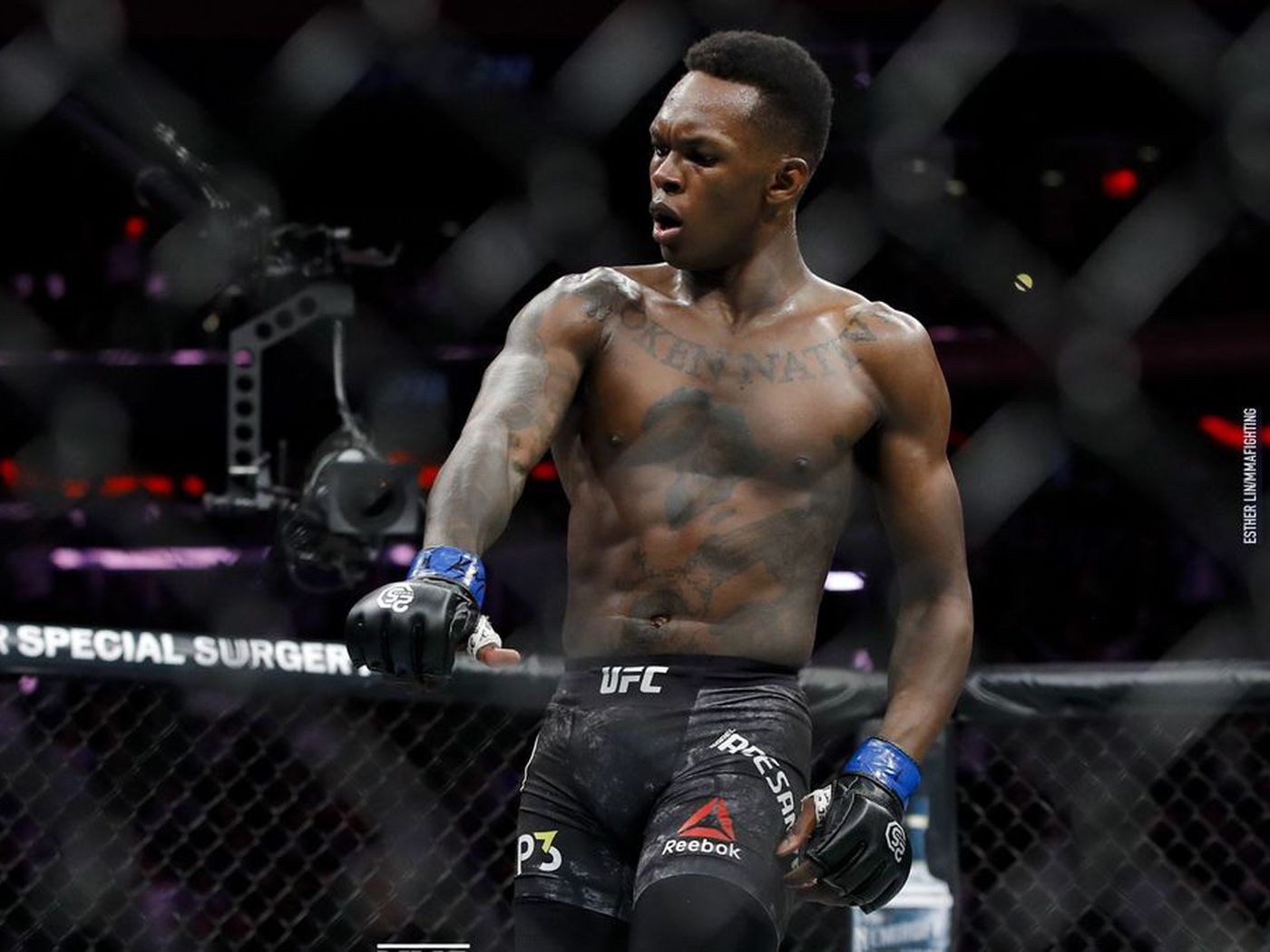 Jon Jones Ufc 234s Israel Adesanya Is An Exciting Force To Be