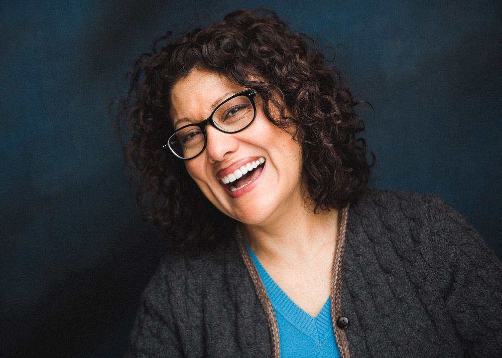 Actress Sandra Marquez is one of two new additions to the Steppenwolf Theatre ensemble. (Photo: Joe Mazza/Brave Lux)