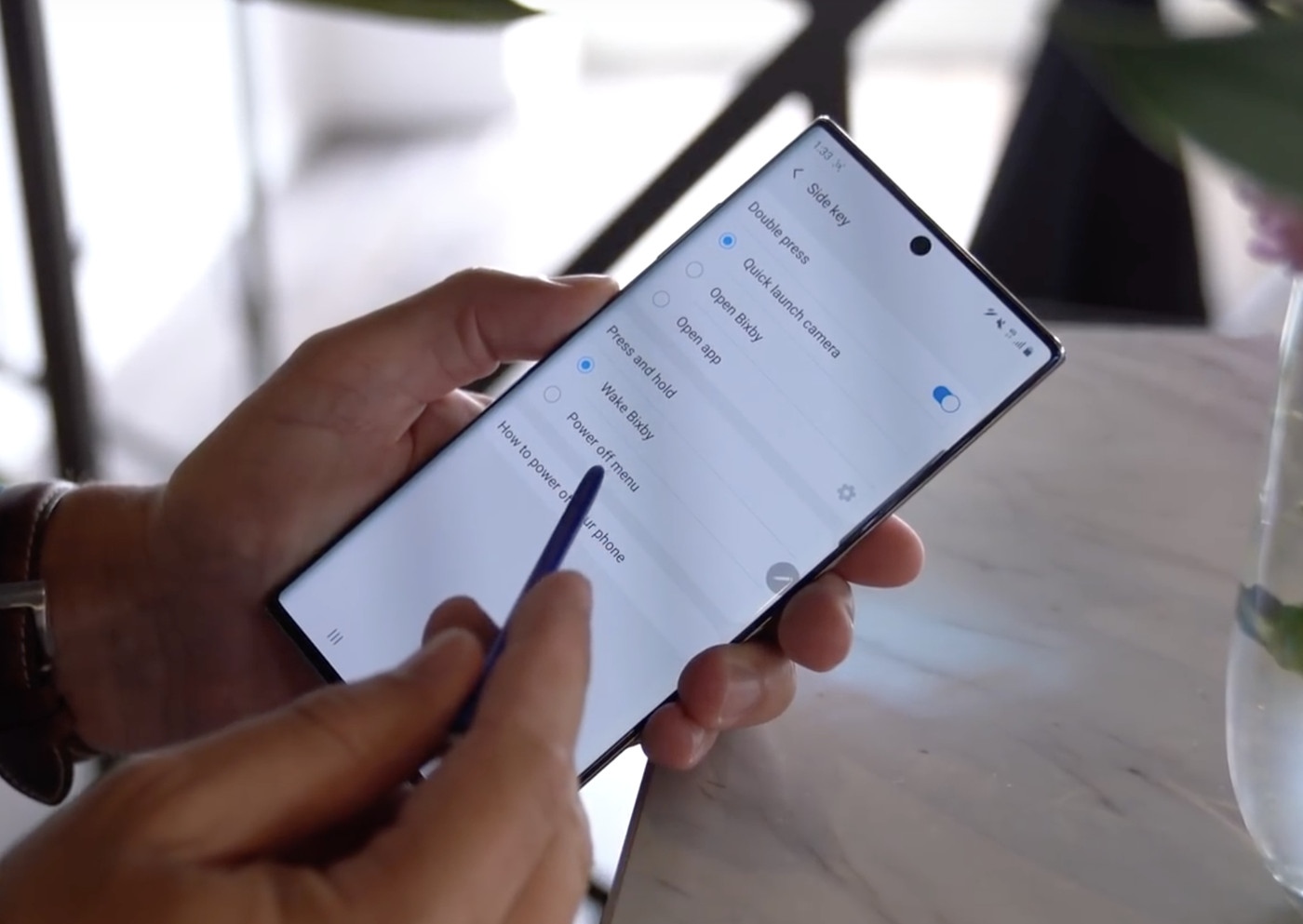 Samsung didn't mention Bixby once during its entire Galaxy Note 10
