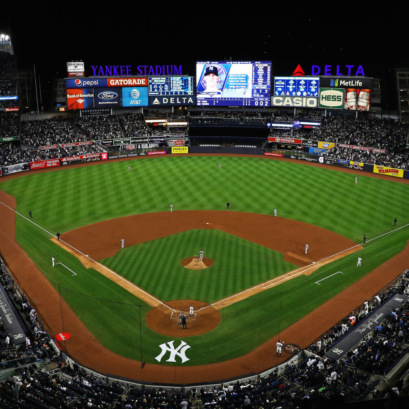Yankee Stadium: The ultimate guide to the Bronx ballpark - Curbed NY