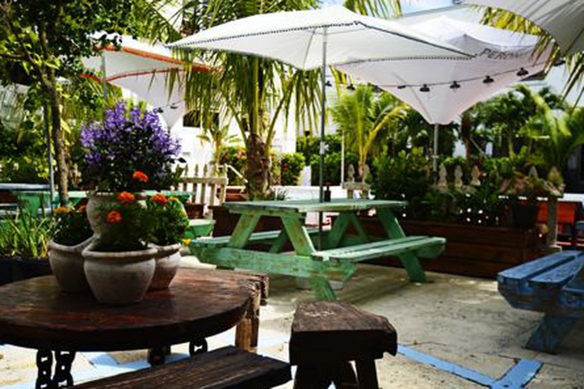 sweetwater beer garden is here to stay eater miami