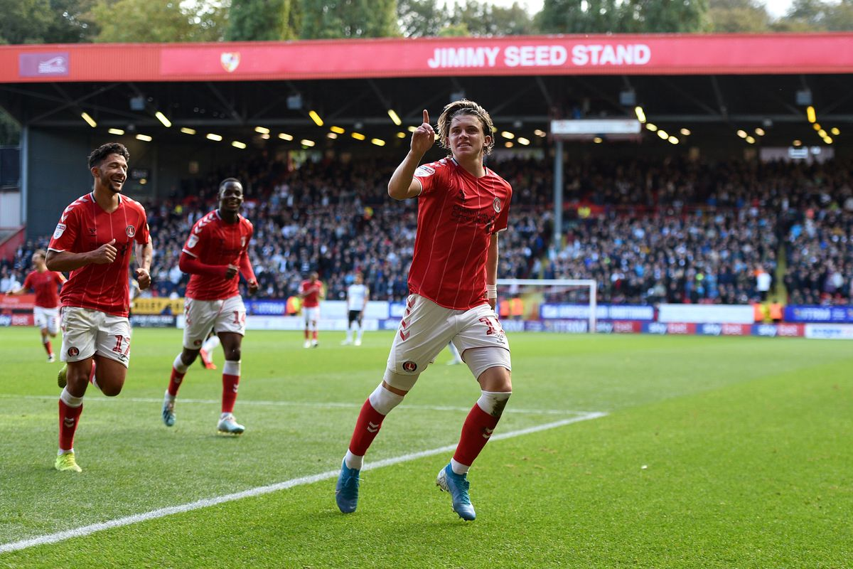 Charlton Athletic v Derby County - Sky Bet Championship - The Valley