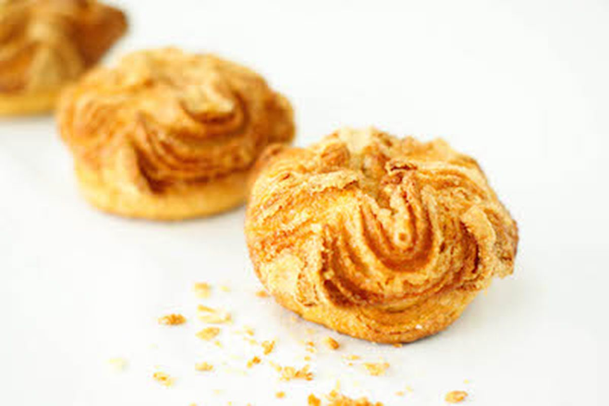 The Rangers are a bunch of pastries!