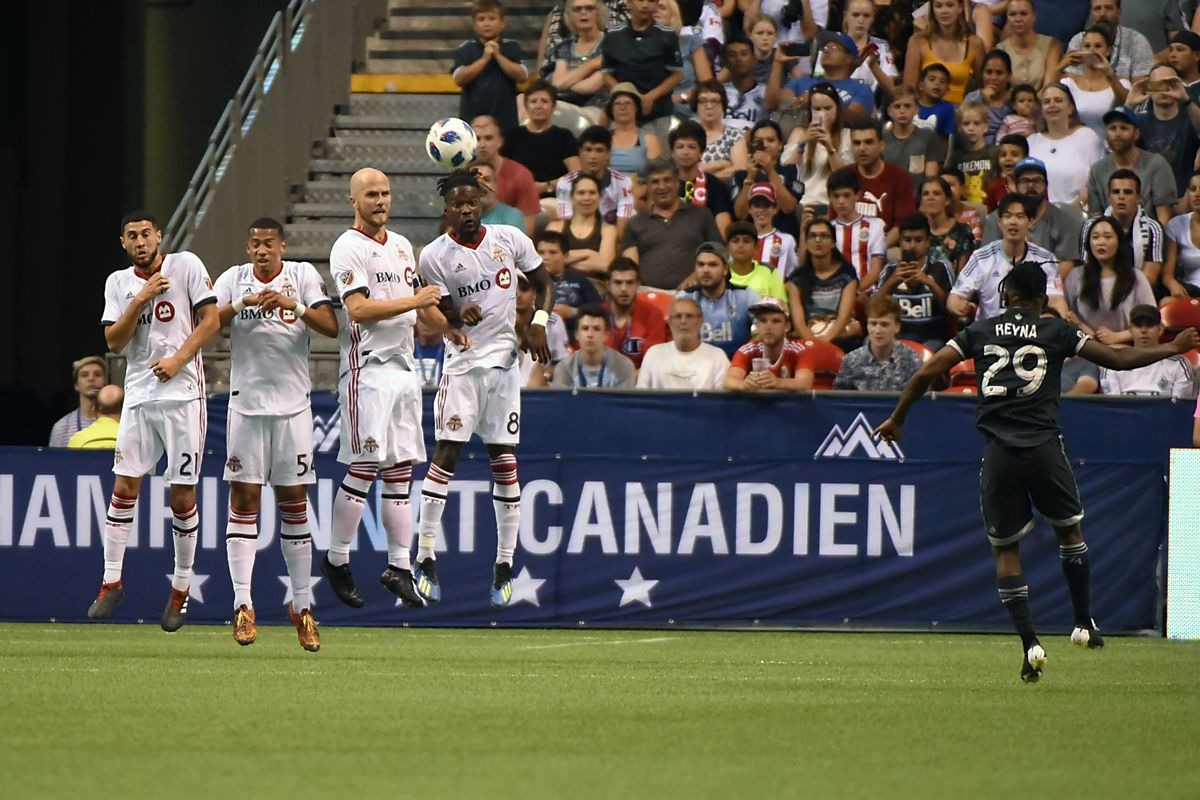 MLS: Canadian Championship Final-Toronto FC at Vancouver Whitecaps FC