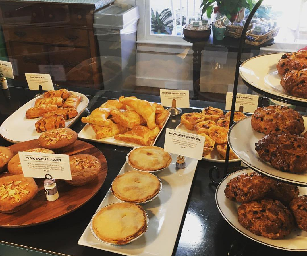 Brentwood Social House's pastries