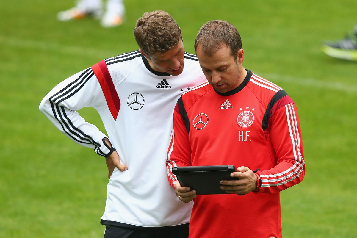 Germany - 2014 FIFA World Cup Training Camp in Italy - Day 2
