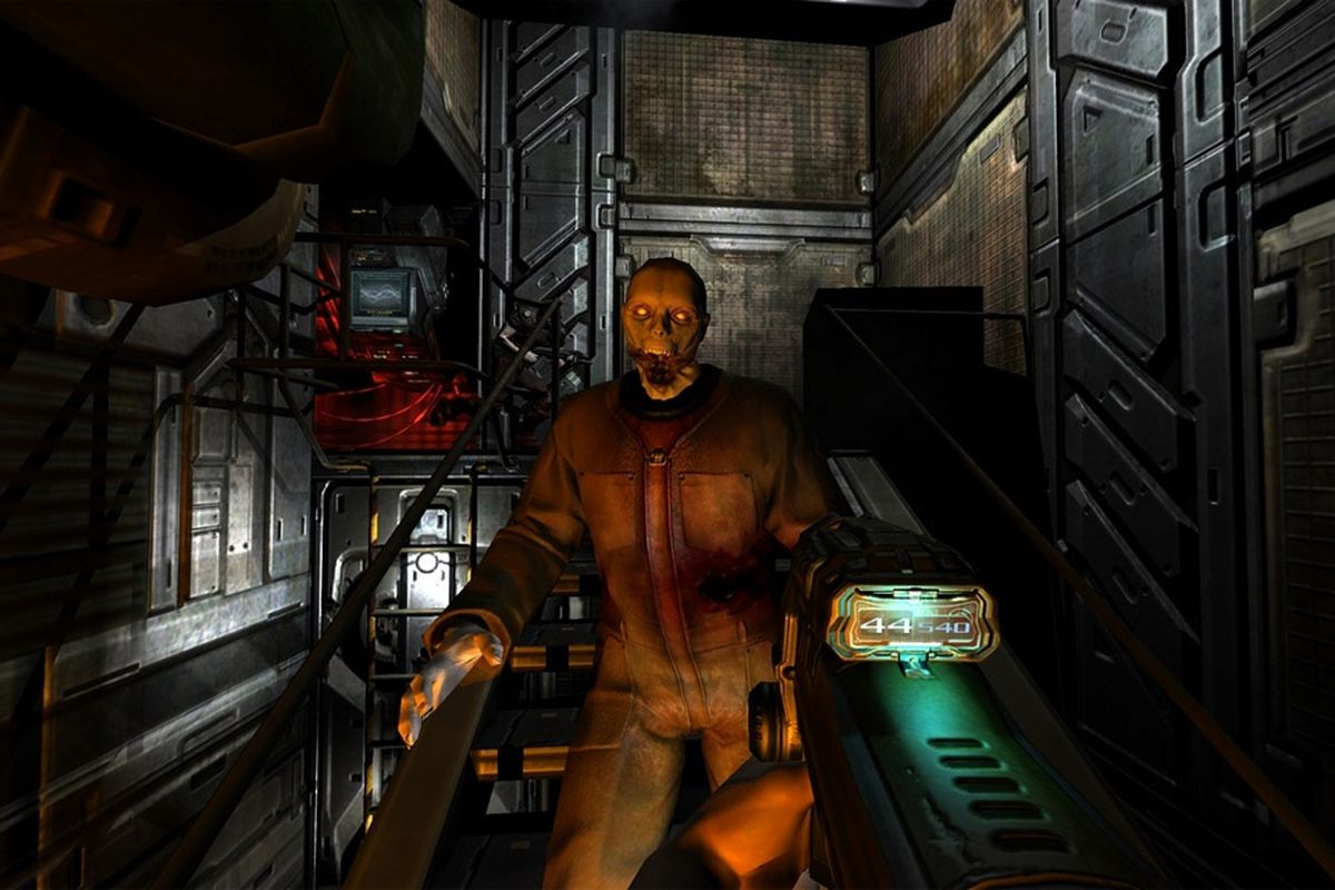 Doom 3 no longer included in Oculus Rift deal - Polygon