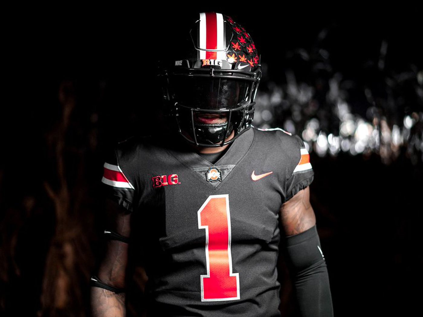 Ohio State Will Wear Black Uniforms For Noon Game Against Nebraska Land Grant Holy Land