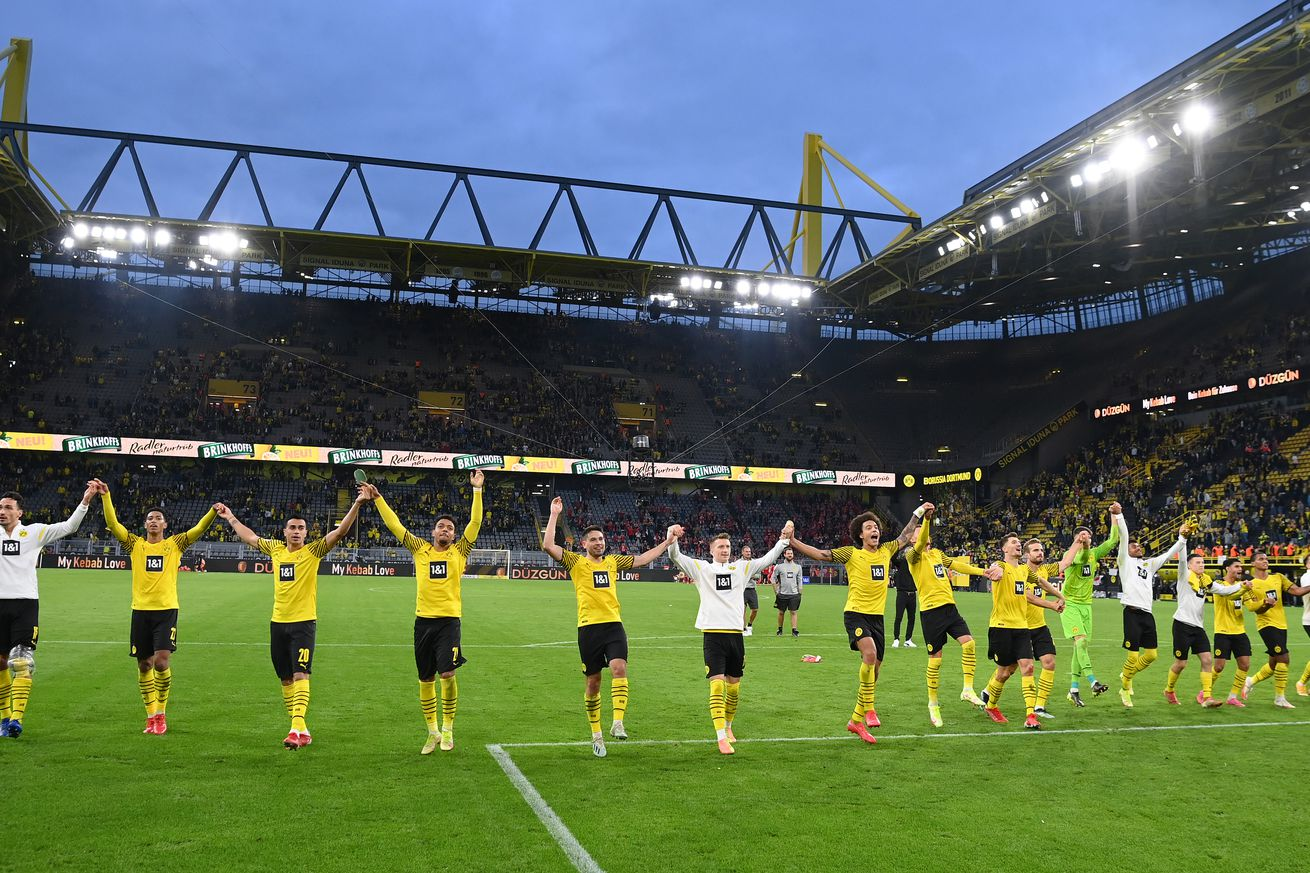 The Daily Bee: More BVB Fans to be Allowed in Westfalenstadion