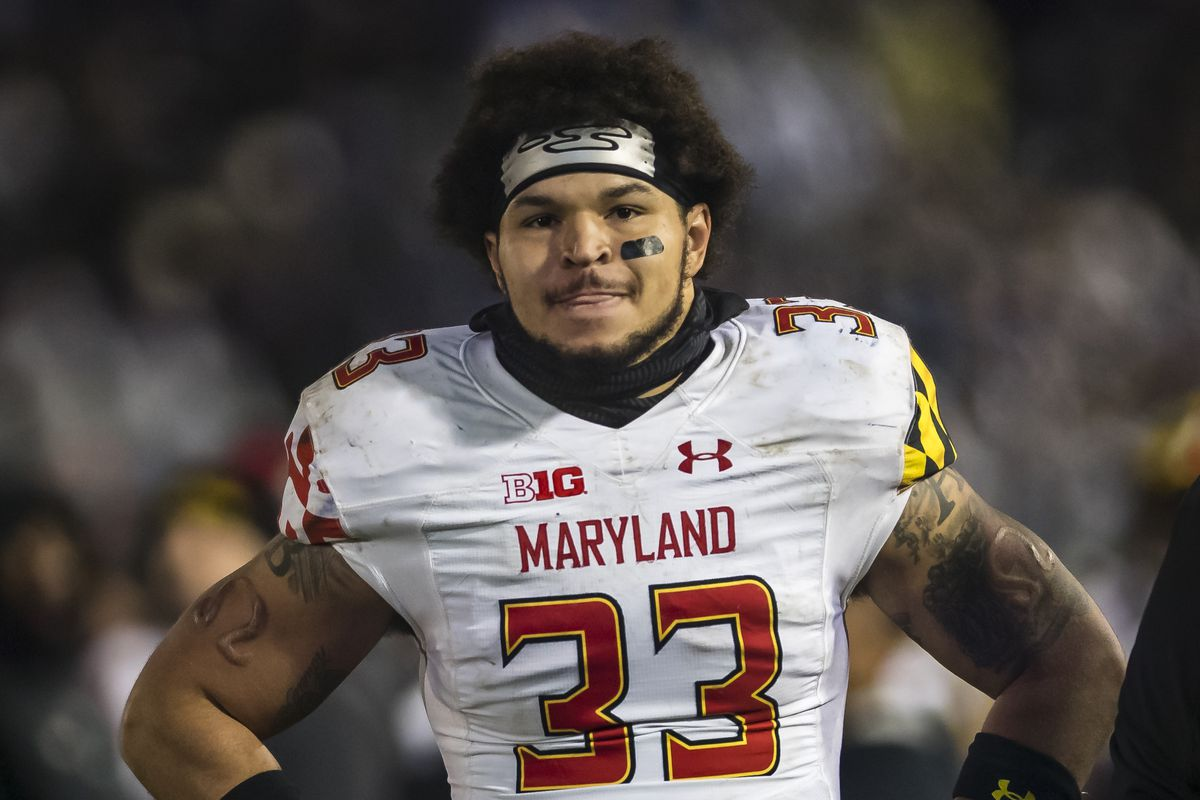 Colts Prospect Interviews Maryland Lb Tre Watson