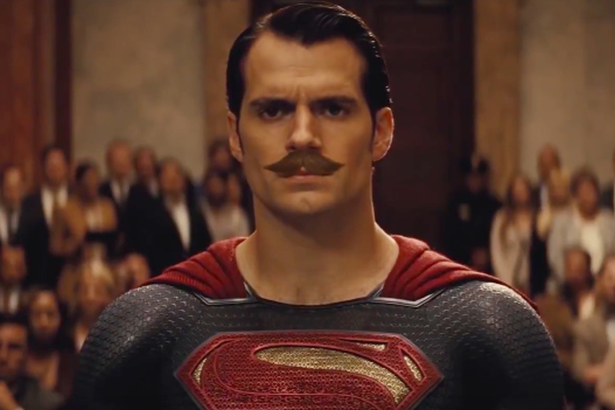 Henry Cavill Addresses Justice League Mustache Controversy -6838
