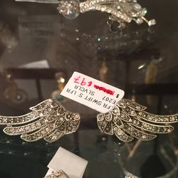 Earrings, $97 (from $161)