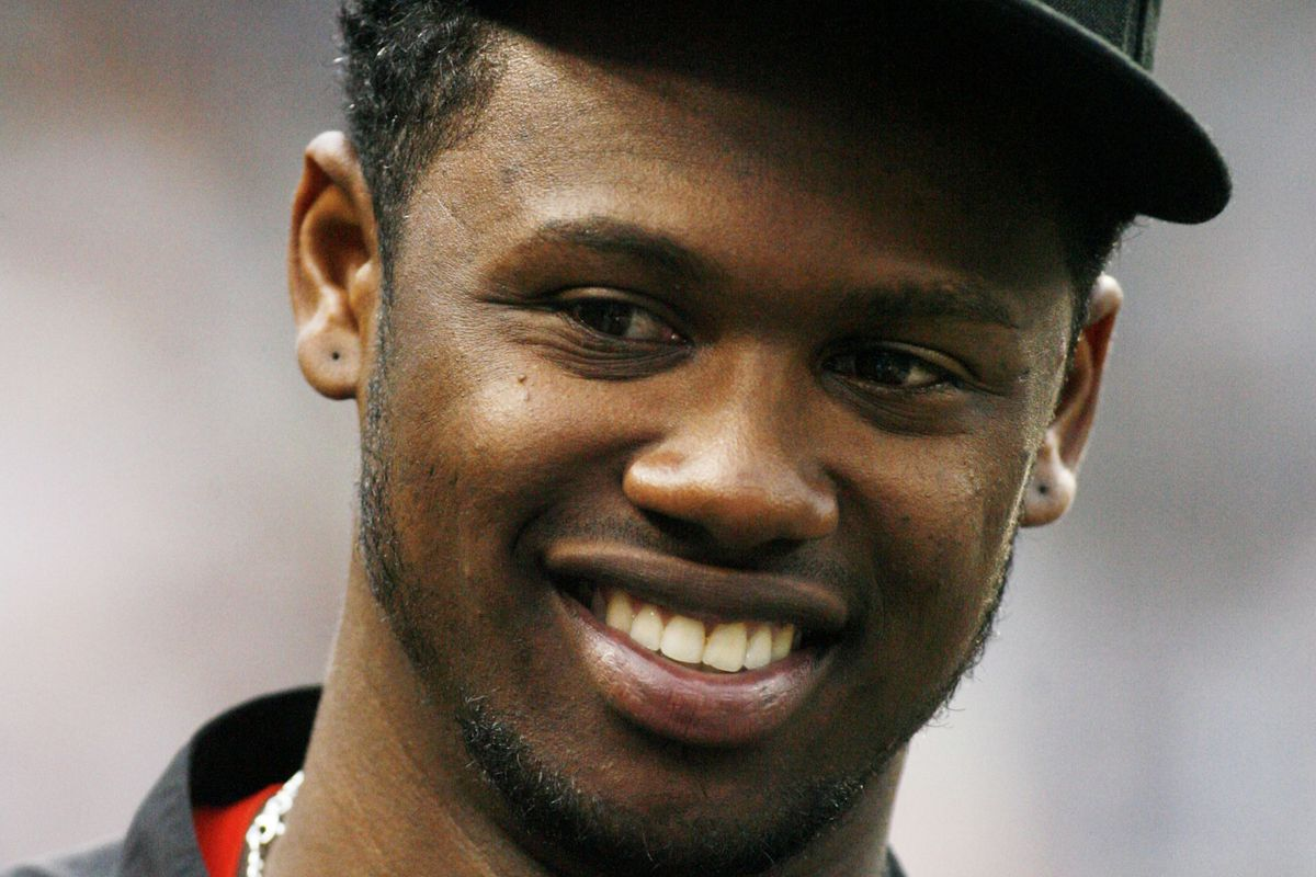 How much longer will we see this face in a Marlins uniform? Mandatory Credit: Charles LeClaire-US PRESSWIRE