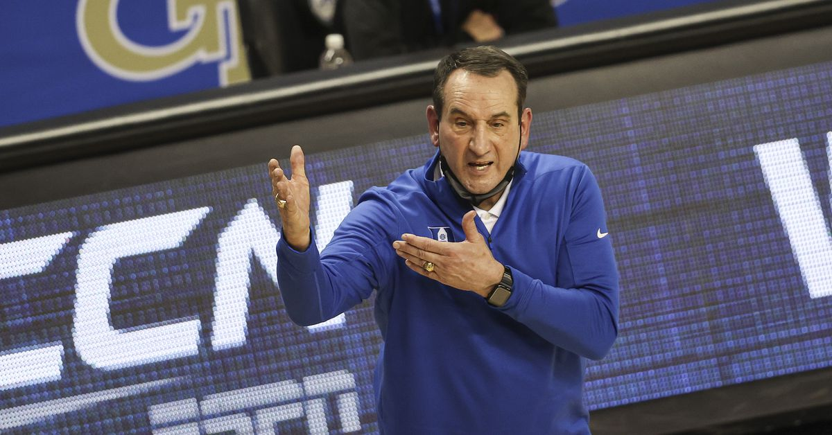 Duke's season may be over after positive Covid test during ACC tournament