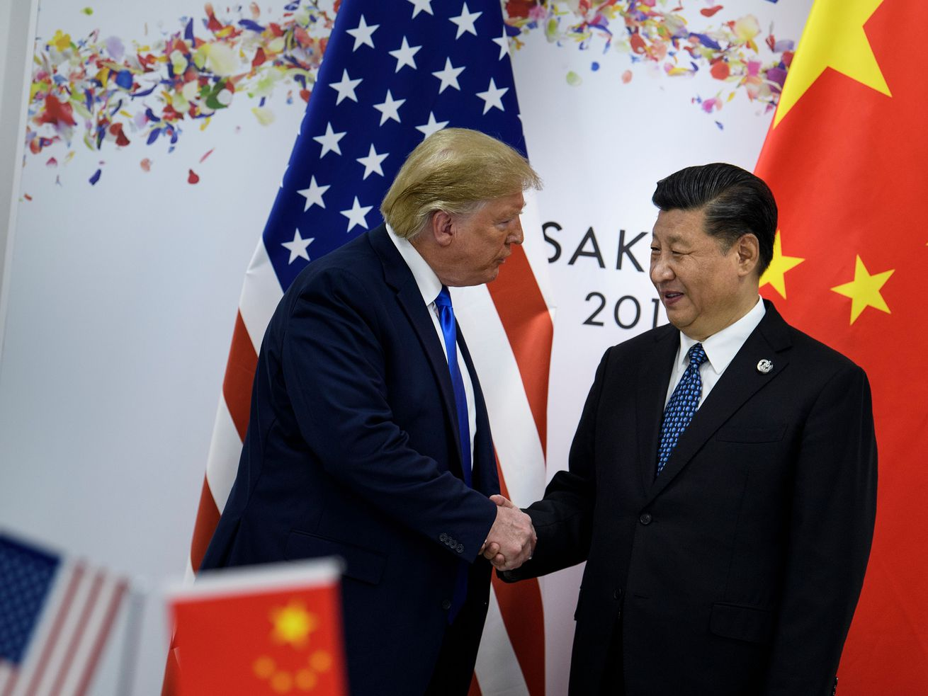 US-China trade negotiations will restart as Trump makes tariff concessions - The Reports