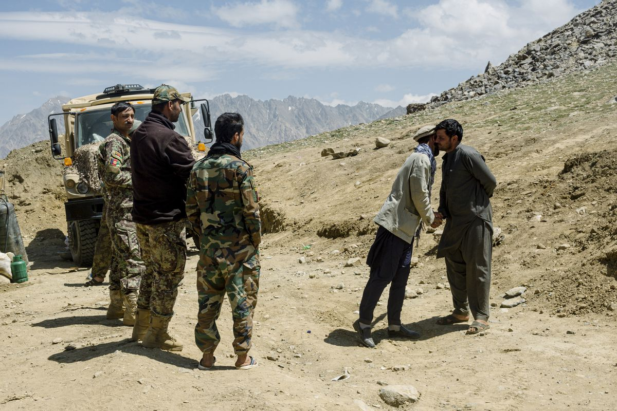 A photo journal of Afghanistan Beyond Bullets