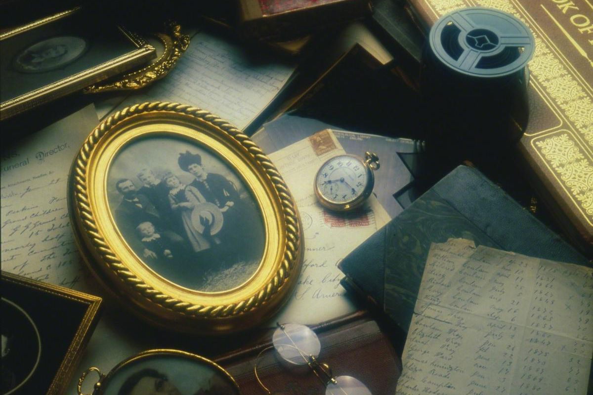 Family history relics.
