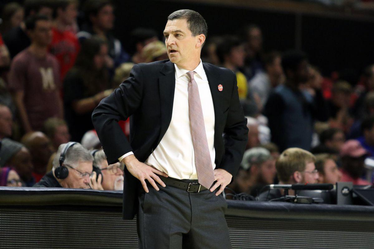 Maryland basketball HC Mark Turgeon vs. Penn State