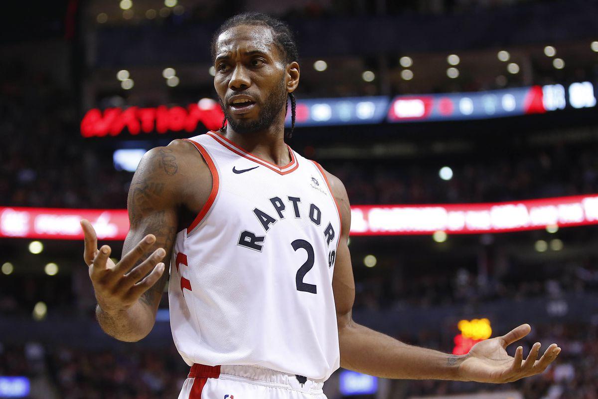 Raptors vs. Clippers score  Kawhi Leonard can t lose - SBNation.com ac58f55aa