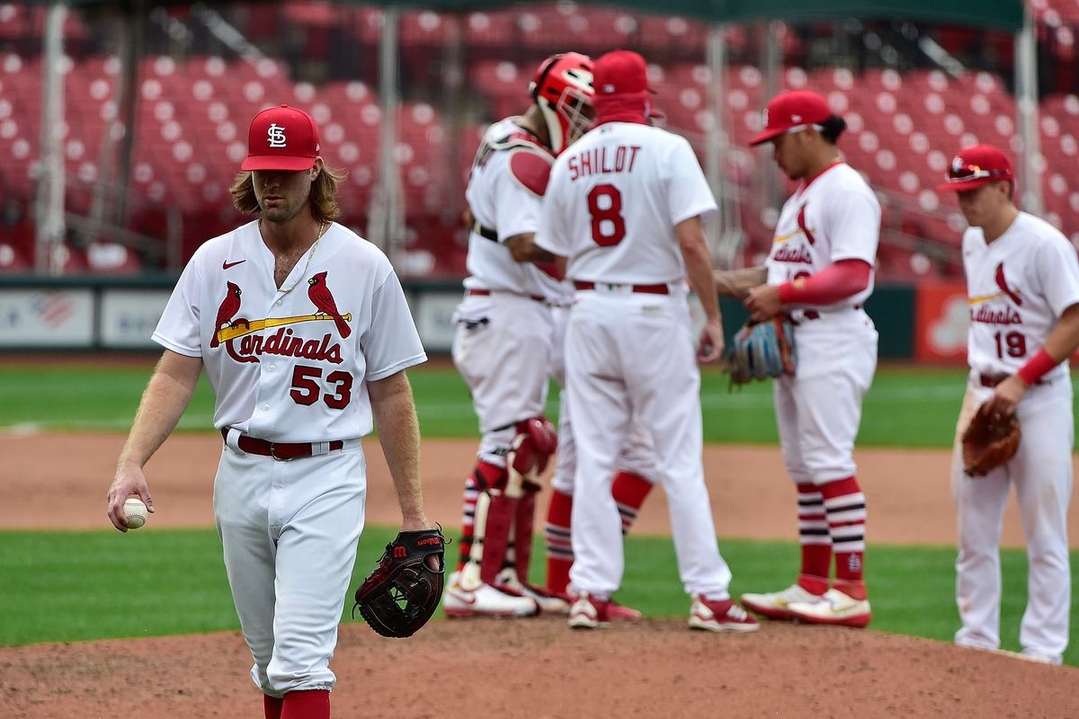 MLB: Game One-Pittsburgh Pirates at St. Louis Cardinals