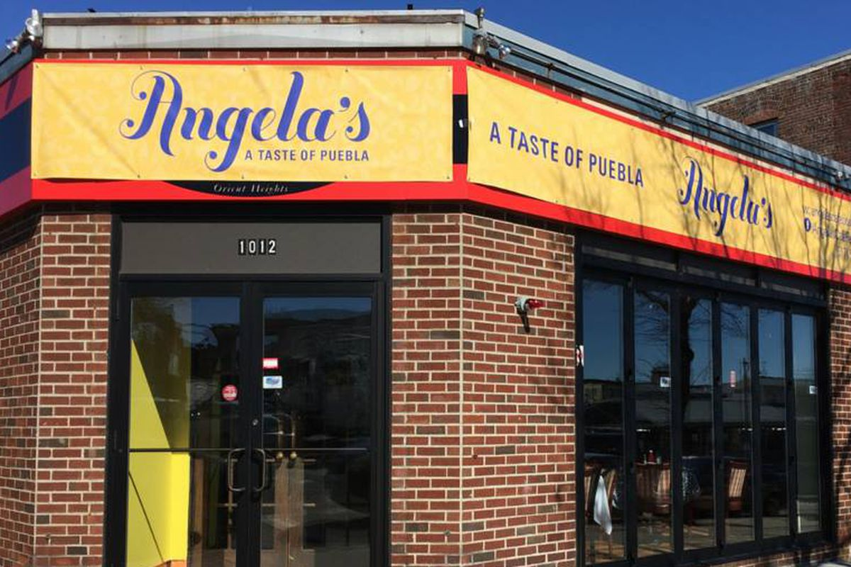 Angela's Cafe new location