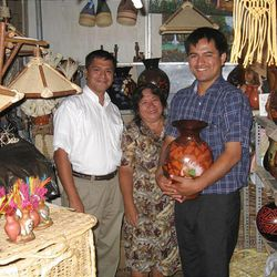Small-business owners in Catacaos, Peru, have been  helped.