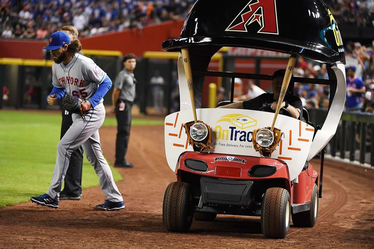 New York Mets v Arizona Diamondbacks