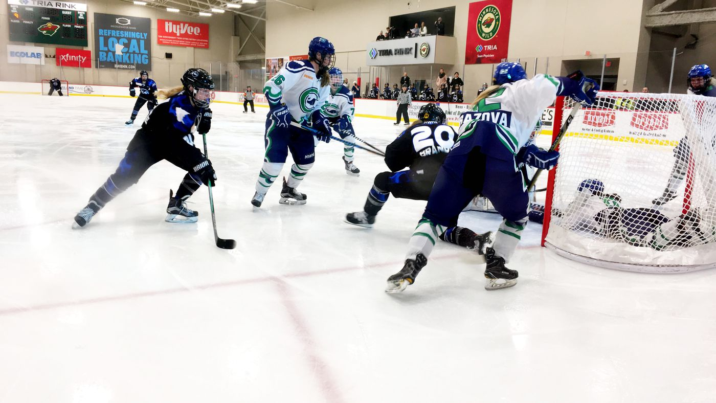 Minnesota Whitecaps Wipe Out Connecticut Whale in 9-0