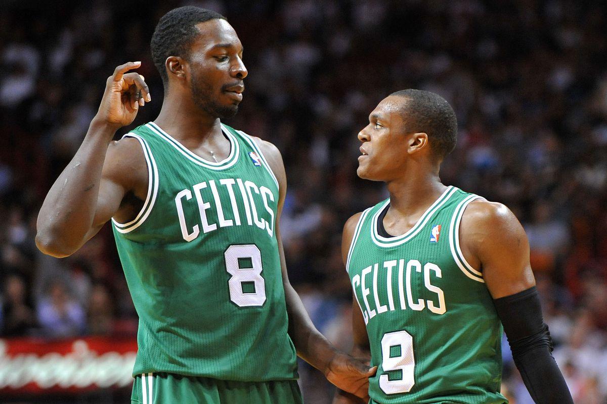 finest selection ace0e 8e5b9 How Rajon Rondo is helping Jeff Green - CelticsBlog