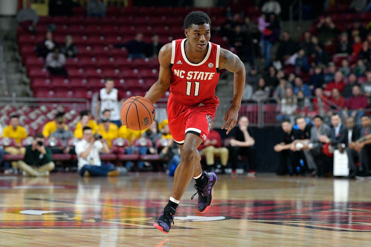 NCAA Basketball: N.C. State at Boston College